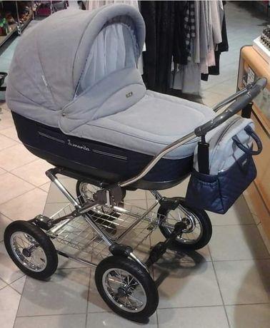 Wózek dziecięcy ROAN Marita Prestige 2w1