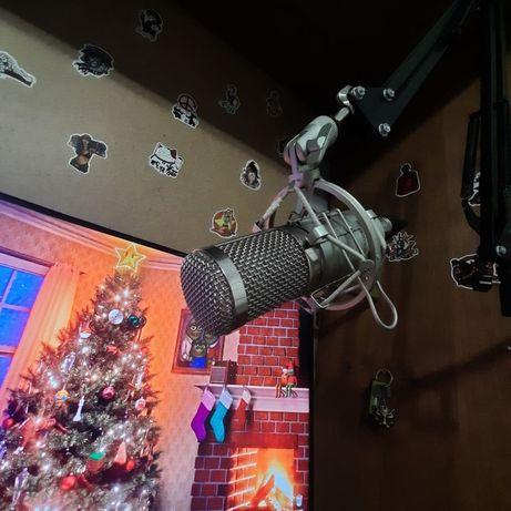 BM 800 - Студийный микрофон - Полный набор