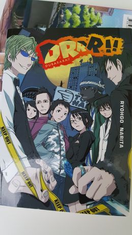 DRRR !! DURARARA Ryohgo Narita  - tom 1