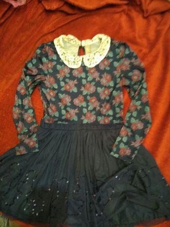 Модное нарядное платье, как новое