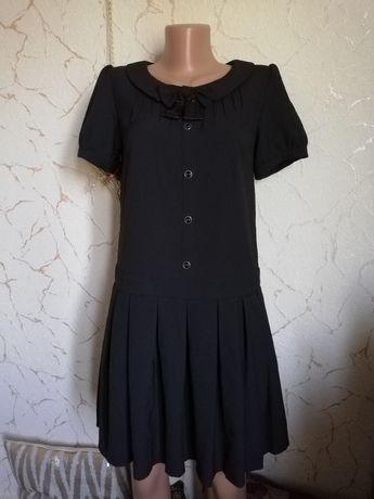 Платье школьное новое Next