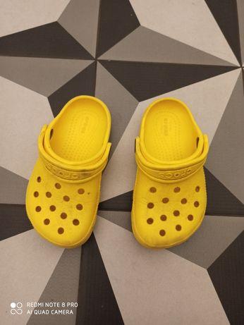 Klapki Crocs rozmiar 24