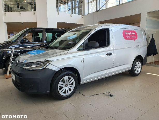 Volkswagen Caddy  Maxi Furgon od ręki !!!