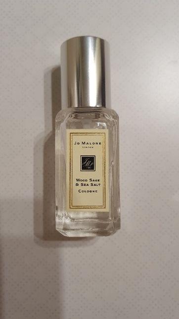 "JO MALONE London - ""Wood Sage & Sea Salt"" - miniatura 9 ML + dodatki!"