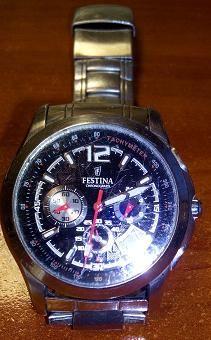 Швейцарские часы FESTINA