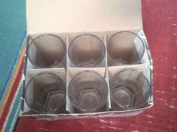 Набор стеклянных коктейльных стаканов (6 шт) Tango (Турция)