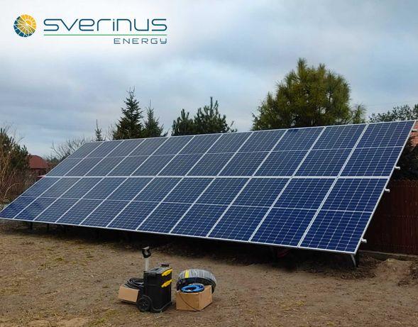 Panele fotowoltaiczne | montaż | instalacja PV | 9,9kWp | Fotowoltaika