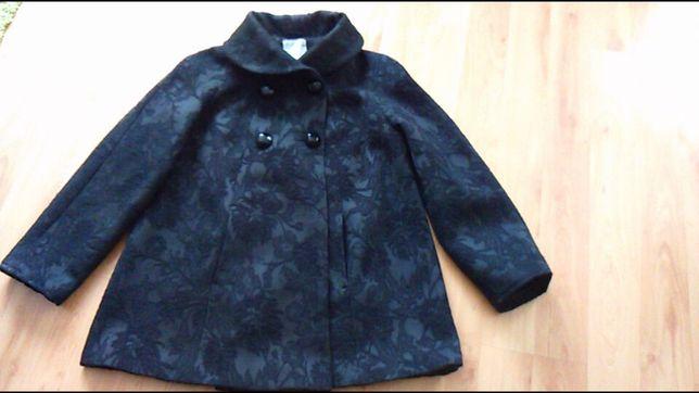 śliczna kurtka czarna - firmy TU- roz. L-XL