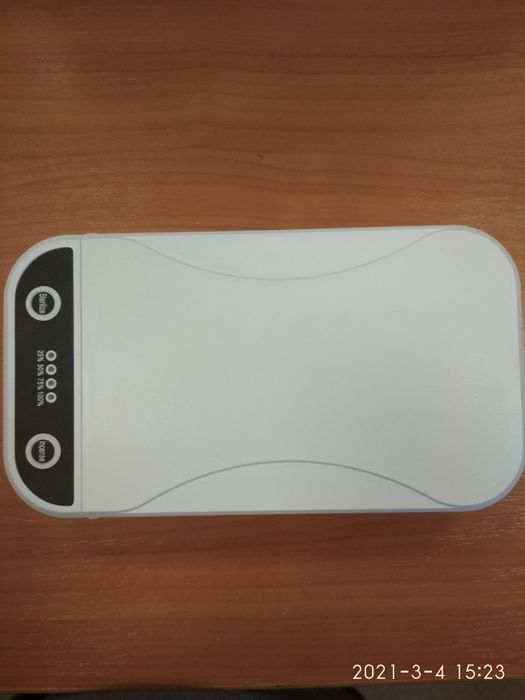Sterylizator z kablem USB Miastko - image 1
