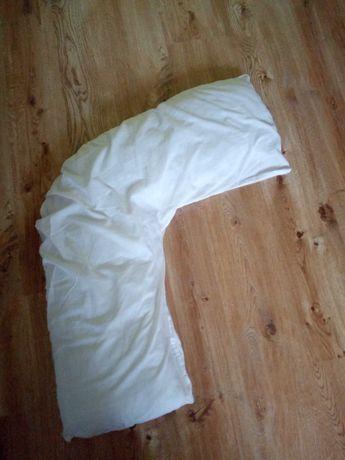 Poduszka, rogal ciążowy, do karmienia, duży