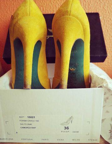 Sapatos senhora Miguel Vieira