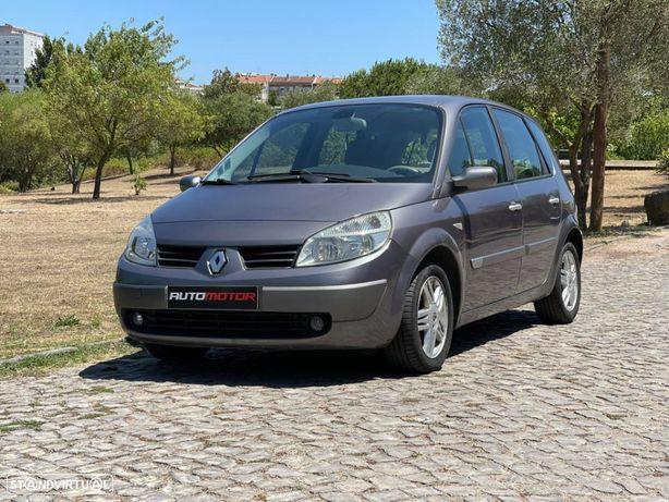 Renault Scénic 1.5 dCi Confort Authentique