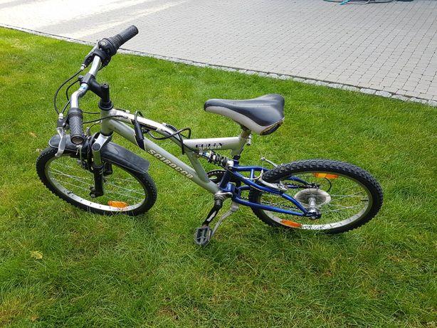 Rower dla dziecka Shirocco 20 cali