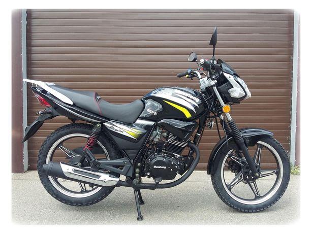 мотоцикл (мото) musstang region mt150 Класс Дорожный