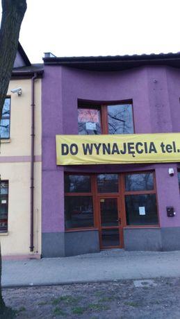 lokal biurowy w centrum Łęczycy na I piętrze Al.Jana Pawła II