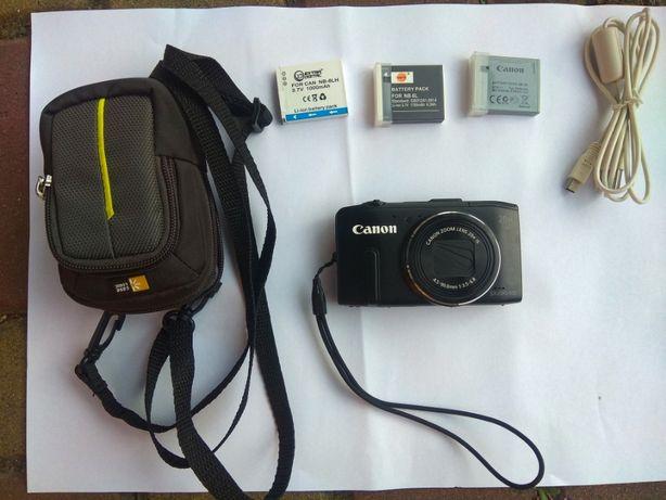 Canon PowerShot SX280 HS Wi-Fi (Black)