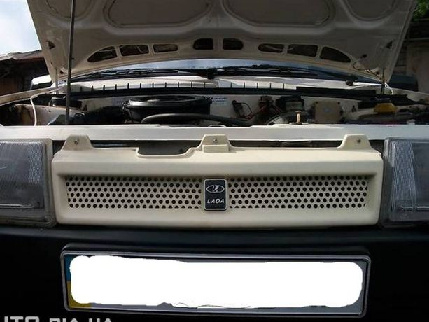 Решетка радиатора ВАЗ 2108.ВАЗ 2109.ВАЗ 21099 Deutsche lada.Hanseat.