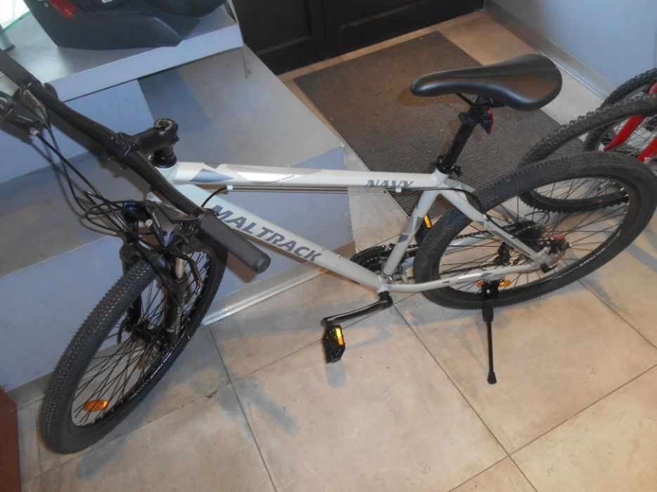"""Rower Maltrack Navy 27,5"""" Tychy - image 1"""