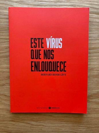 """Livro: """"Este Vírus que nos Enlouquece"""""""
