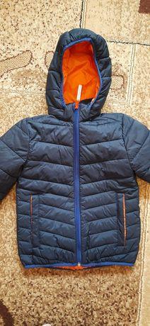 Куртка демісезонна стьобанаH&M4-6р. для хлопчика