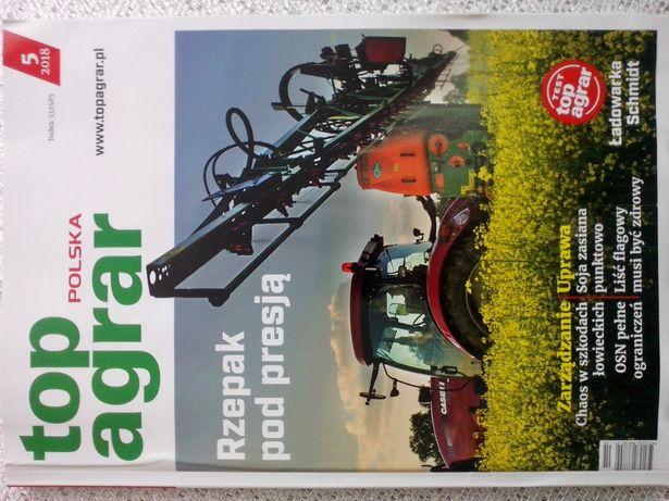 Czasopismo miesięcznik Top Agrar