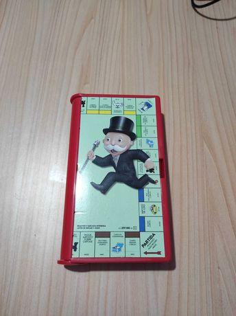 Mini monopólio, monopoly grab & go