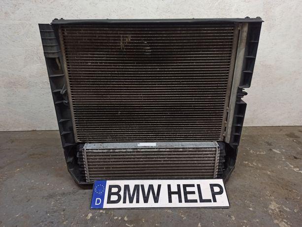 Касета Радиаторов Вентилятор Дифузор БМВ Е70 Е71 М57 BMW HELP