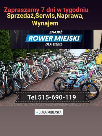 Nowy rower dziecięcy koła 20