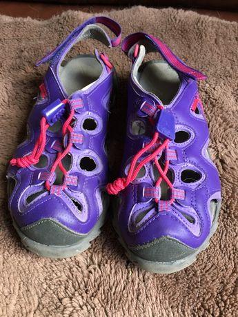 Buciki sandały