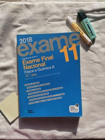 Manual de Preparação para Exames - Física e Química A