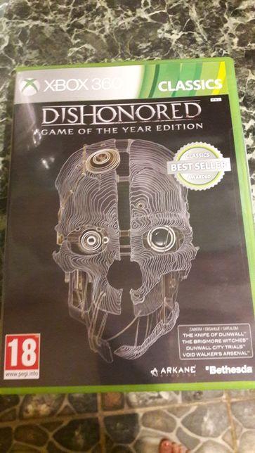 Gra na xbox 360 Dishonored