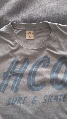 T-shirt znanej firmy Hollister