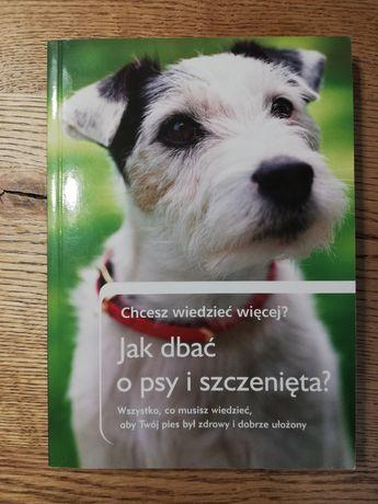 Książka: Jak dbać o psy i szczenięta?