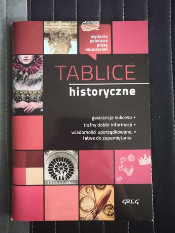 Tablice historyczne Greg