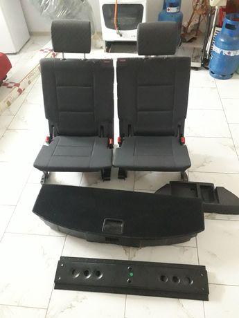 Fotele do vw touran
