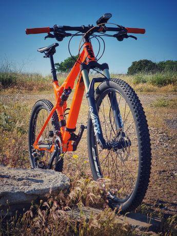 Bicicleta BTT KTM Lycan 272
