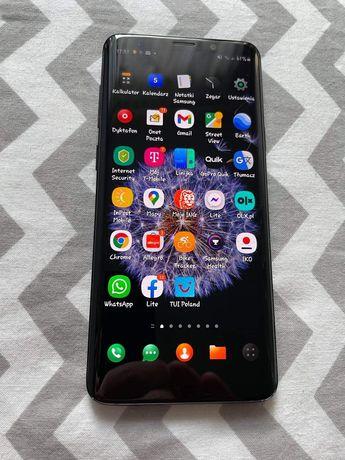 Samsung s9 plus wersja 128gb, 6gb ram