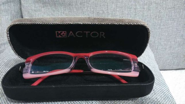 Okulary, oprawki, zerówki,