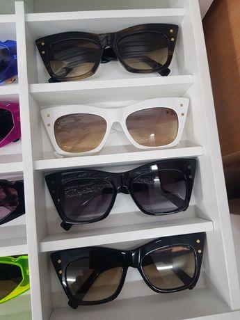 Дерзкие очки  кошачий глаз Balmaine BPS101B- 55- 4цвета