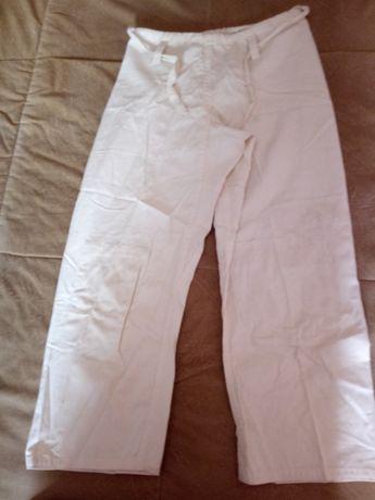 Штаны от кимоно хлопчатобумажные