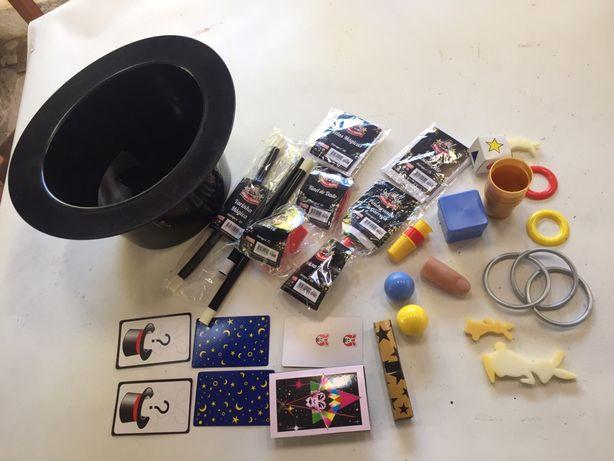 Vendo conjunto de mágico para crianças