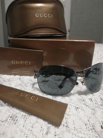 OFERTA PORTES-Óculos de sol Gucci originais, como novos