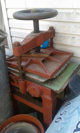zacisk drukarski