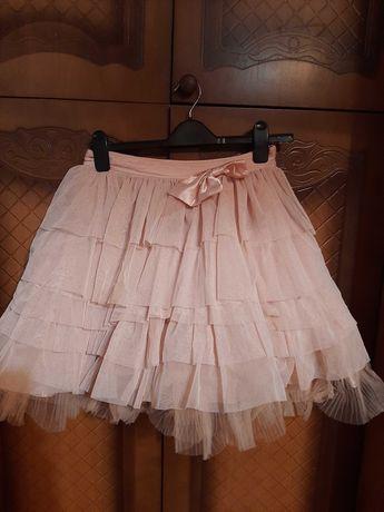 Продам юбку многослойную