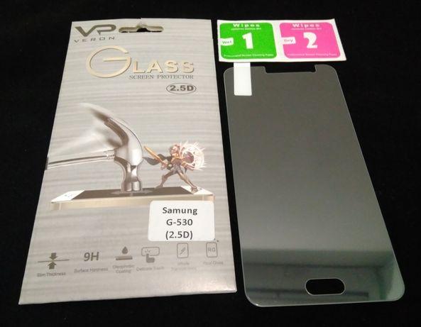 Защитное стекло Samsung G530 G530h G531 G531h G531f Galaxy Grand Prime