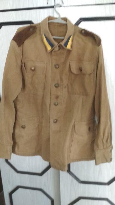 Mundur LWP bluza i płaszcz (rekonstrukcja) Piła - image 1
