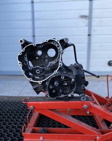 Блок двигателя Kawasaki Ninja ZX6R 2007-2008 год мотор