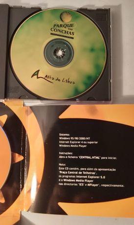 DVD Alta de Lisboa e Praça Central de Telheiras