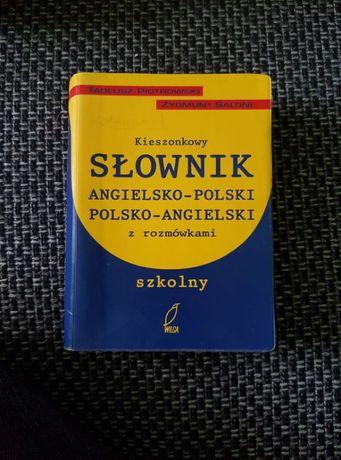Kieszonkowy Słownik Angielsko-Polski i Polsko-Angielski