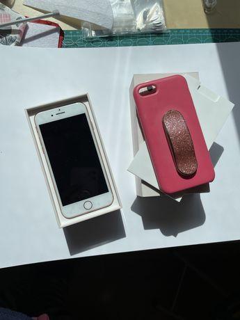 Iphone 8 ROSE GOLD Desbloqueado c/ caixa e 1 capa